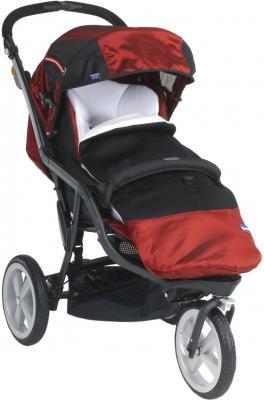 Детская универсальная коляска Chicco S3 Black Auto-Fix (Andromeda) - общий вид