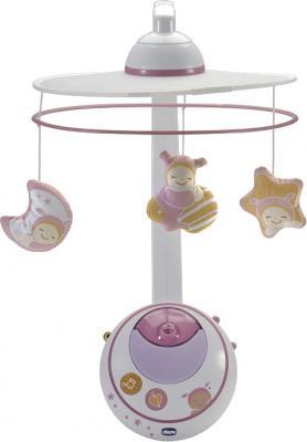 Музыкальный мобиль Chicco Волшебные звездочки Pink - общий вид
