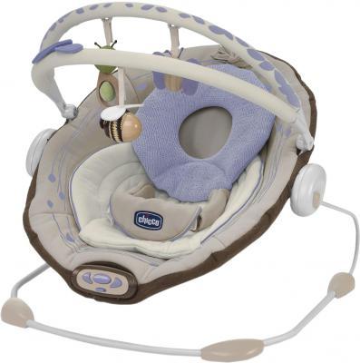 Качели для новорожденных Chicco Jolie Purple Gem - общий вид