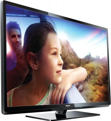 Телевизор Philips 32PFL3107H/60 - вид вполоборота