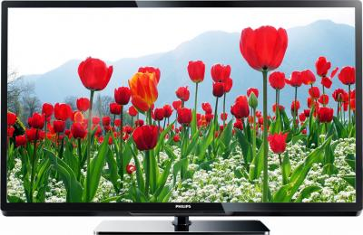 Телевизор Philips 32PFL3107H/60 - видео высокой четкости