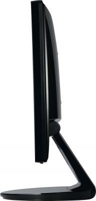 Монитор Asus VE228TR - вид сбоку