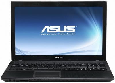 Ноутбук Asus X54C-SX289R - фронтальный вид