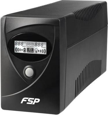 ИБП FSP Vesta 650 (PPF3600600) (Black) - общий вид