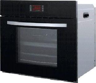 Электрический духовой шкаф Backer BM610T3-B1-15 - общий вид