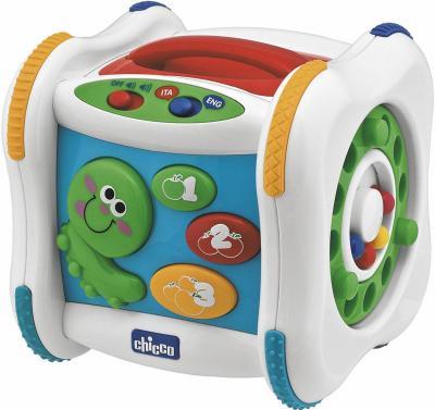 Развивающая игрушка Chicco Говорящий куб - общий вид