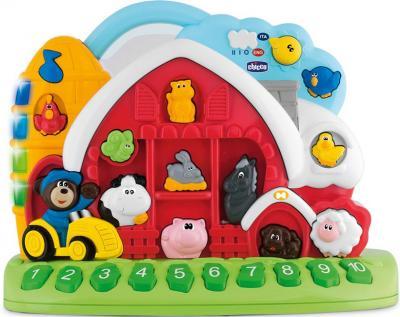 Развивающая игрушка Chicco Говорящая ферма - общий вид