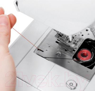 Швейная машина Singer Confidence 7463 - заправка нижней нити