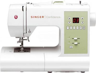 Швейная машина Singer Confidence 7467 - общий вид