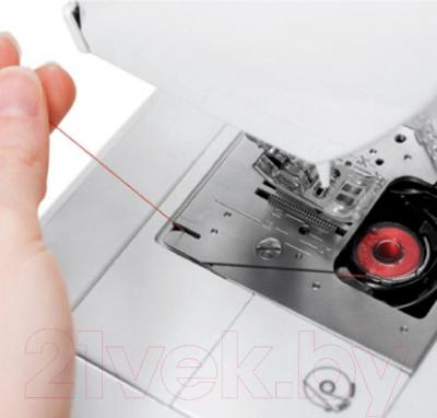 Швейная машина Singer Confidence 7469 - заправка нижней нити