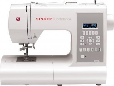 Швейная машина Singer Confidence 7470 - общий вид