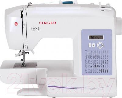 Швейная машина Singer 6160 - рукавная платформа