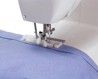 Швейная машина Singer 6160 - выметывание петли