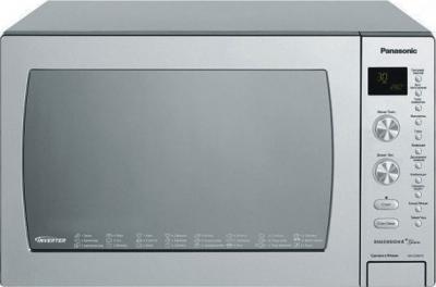 Микроволновая печь Panasonic NN-CD997SZPE - фронтальный вид