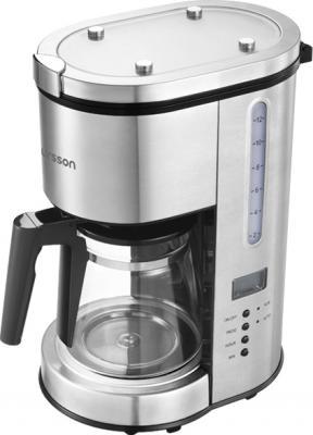 Капельная кофеварка Oursson CM1583D/SG - общий вид