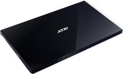 Ноутбук Acer Aspire V3-771G-53218G1TMaii (NX.M1XEU.001) - общий вид