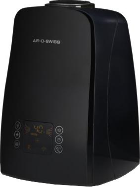 Ультразвуковой увлажнитель воздуха Boneco Air-O-Swiss U650 (черный) - общий вид