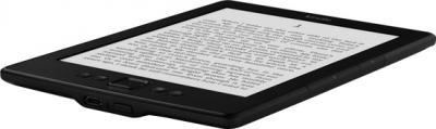 Электронная книга Amazon Kindle New (2012) Black - общий вид
