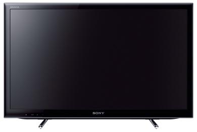 Телевизор Sony KDL-40HX753 - вид спереди