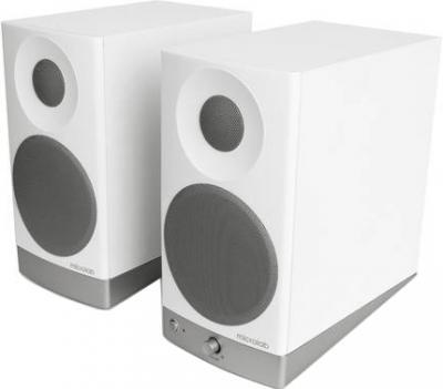 Мультимедиа акустика Microlab FC-30 (FC-30-3164) White - общий вид