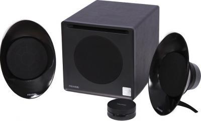 Мультимедиа акустика Microlab FC 50 (черный) - общий вид