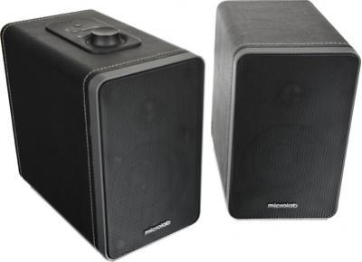 Мультимедиа акустика Microlab H 21 (черный) - общий вид