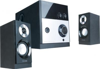 Мультимедиа акустика Microlab M 880 / M880-3154 (черный) - общий вид