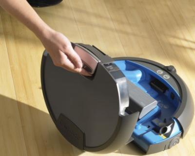 Робот-пылесос iRobot Scooba 390 - в открытом виде