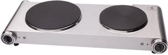 Электрическая настольная плита VES V-HP2 - общий вид