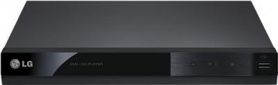 Dvd-плеер LG DP122 - вид спереди