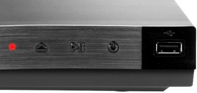Dvd-плеер LG DP122 - панель управления