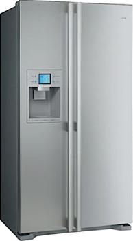 Холодильник с морозильником Smeg SS55PTL3 - общий вид