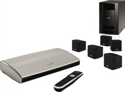 Домашний кинотеатр Bose Lifestyle T10 Home Entertainment System Black - общий вид
