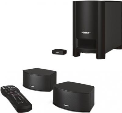 Домашний кинотеатр Bose CineMate Home Theather System Black - общий вид
