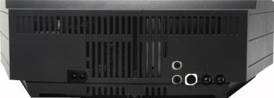 Минисистема Bose Wave Music System III (CD changer) Black - вид сзади
