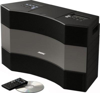 Микросистема Bose Acoustic Wave Music System II (Black) - общий вид
