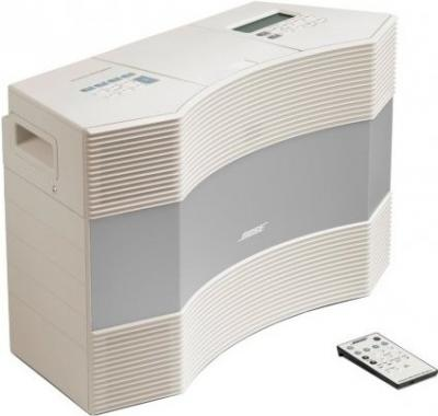 Микросистема Bose Acoustic Wave Music System II (White) - общий вид