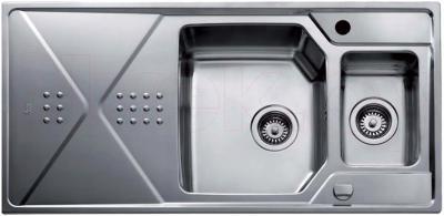 Мойка кухонная Teka Expression 60 B-MTX (микротекстура) - общий вид