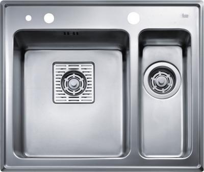 Мойка кухонная Teka Frame 1 1/2B - вид сверху