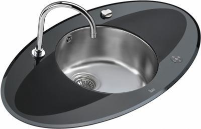 Мойка кухонная Teka I-Sink 95 DX Polished - вполоборота