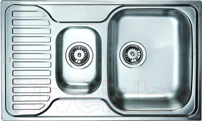 Мойка кухонная Teka Princess 1 1/2C (полированная)
