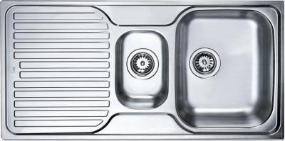 Мойка кухонная Teka Princess 1 1/2C 1E (микротекстура) - вид сверху