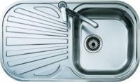 Мойка кухонная Teka Stylo 1C 1E (микротекстура) -