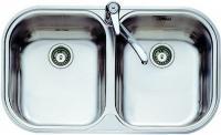 Мойка кухонная Teka Stylo 2C (полированная) -