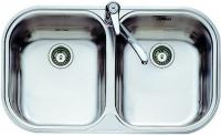 Мойка кухонная Teka Stylo 2C (микротекстура) -