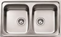 Мойка кухонная Teka Universo 2C (матовый) -
