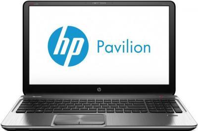 Ноутбук HP Envy m6-1101sr (C5S05EA) - фронтальный вид