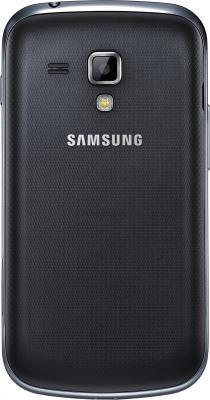 Смартфон Samsung S7562 Galaxy S Duos Black (GT-S7562 ZKASER) - задняя панель