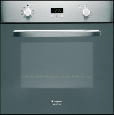 Электрический духовой шкаф Hotpoint FHS 83 C IX/HA - общий вид