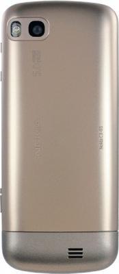Мобильный телефон Nokia C3-01.5 Khaki Gold - задняя панель